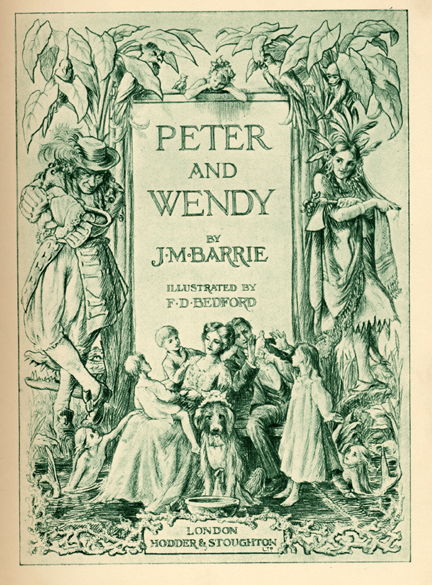 Title page, 1911 UK edition